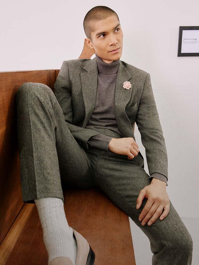 Tweed Suits